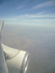 Flying from South Africa to Botswana