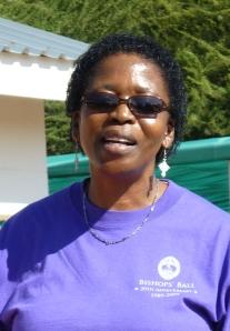 Mma Gosego Nthume